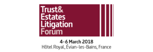 Trusts and Litigation Forum