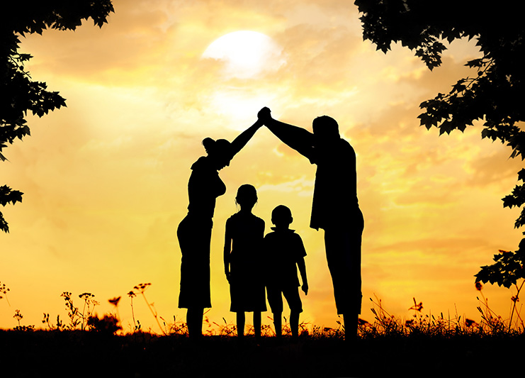 Impact of Wealth on Family Relationship
