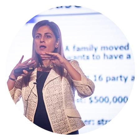 impact of wealth talks workshops